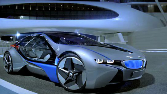werner maritz cinematographer bmw vision tv commercial